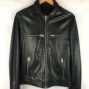 Allsaints Austell Leather Jacket